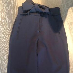 Aritzia Tie Front Pants